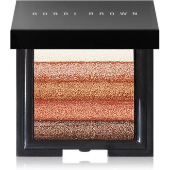 Bobbi Brown Mini Shimmer Brick Pudra compacta ce ofera luminozitate imagine produs