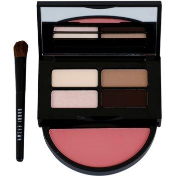 Bobbi Brown Instant Pretty paleta fard de ochi cu fard de obraz  6,5 g