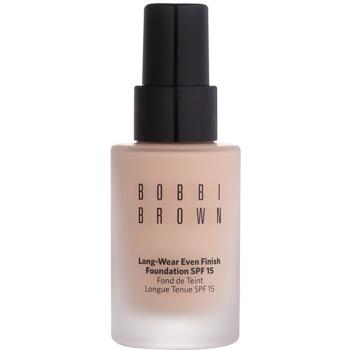 Bobbi Brown Skin Foundation Long-Wear Even Finish machiaj persistent SPF 15