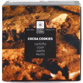Bodyfarm Cocoa Cookies sabonete sólido 3