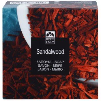 Bodyfarm Sandalwood Seife 2