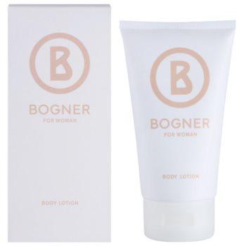 Bogner For Woman тоалетно мляко за тяло за жени