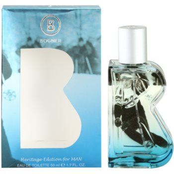 Bogner Heritage Edition for Man Eau de Toilette für Herren