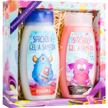 Bohemia Gifts & Cosmetics Monster set cosmetice I.