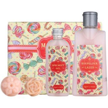 Bohemia Gifts & Cosmetics Body козметичен пакет  XVII.