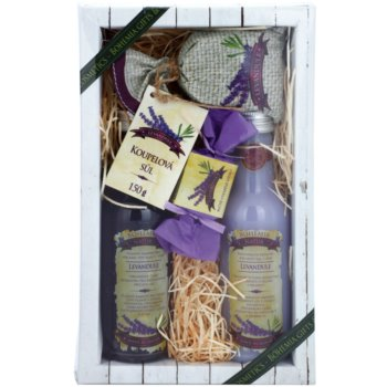 Bohemia Gifts & Cosmetics Lavender Kosmetik-Set  III.