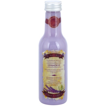 Bohemia Gifts & Cosmetics Lavender cremiges Duschgel