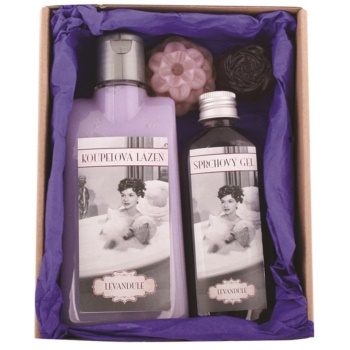 Bohemia Gifts & Cosmetics Ladies Spa Kosmetik-Set  I.
