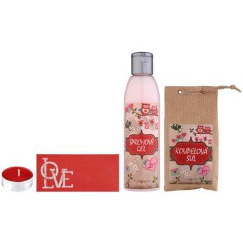 Bohemia Gifts & Cosmetics Lovebook kozmetika szett I. 1