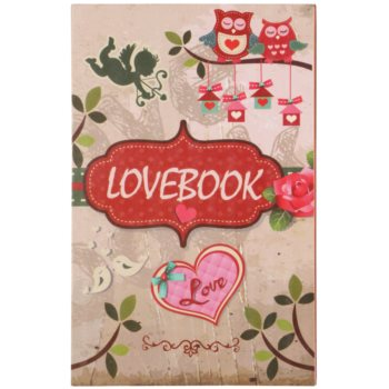 Bohemia Gifts & Cosmetics Lovebook kozmetika szett I. 2