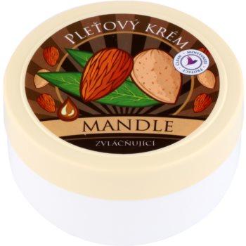 Bohemia Gifts & Cosmetics Almond crema de fata emolienta