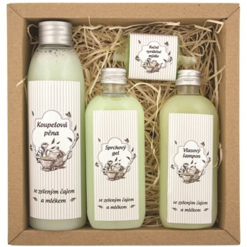 Bohemia Gifts & Cosmetics Tea Spa косметичний набір I.