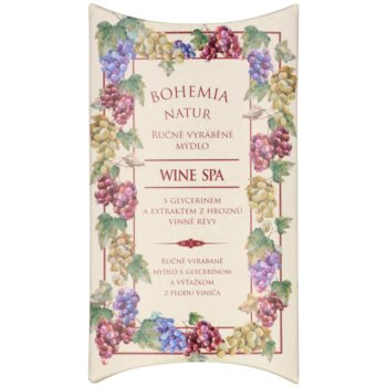Bohemia Gifts & Cosmetics Wine Spa крем сапун с глицерин 1