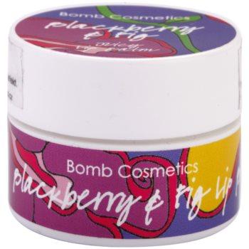 Bomb Cosmetics Blackberry and Fig бальзам для губ 1