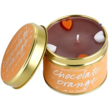 Bomb Cosmetics Chocolate Orange Duftkerze