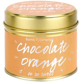 Bomb Cosmetics Chocolate Orange Duftkerze 1