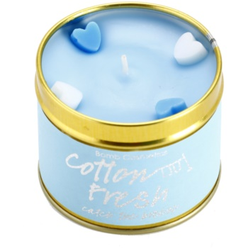 Bomb Cosmetics Cottom Fresh Duftkerze 1