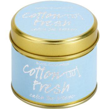 Bomb Cosmetics Cottom Fresh Duftkerze 2