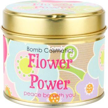 Bomb Cosmetics Flower Power Duftkerze 1