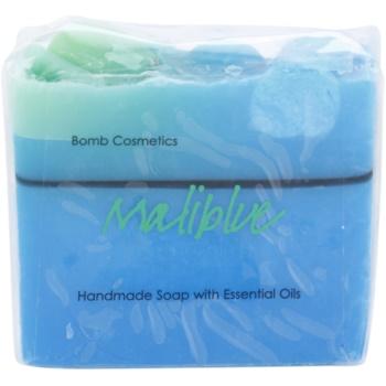 Bomb Cosmetics Maliblue sabonete de glicerina