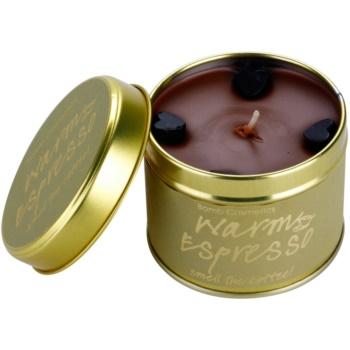 Bomb Cosmetics Warm Espresso vela perfumado