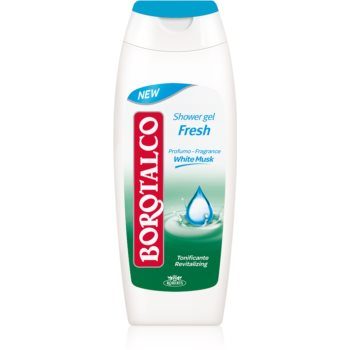 Borotalco Fresh revitalisierendes Duschgel 250 ml