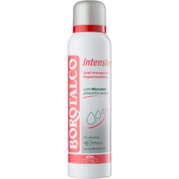 Borotalco Intensive spray anti-perspirant