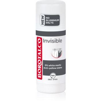 Borotalco Invisible Deo-Stick gegen Schweissflecken 48 h 40 ml