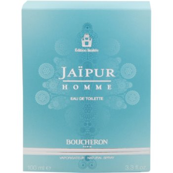Boucheron Jaipur Homme Summer Eau de Toilette pentru barbati 4