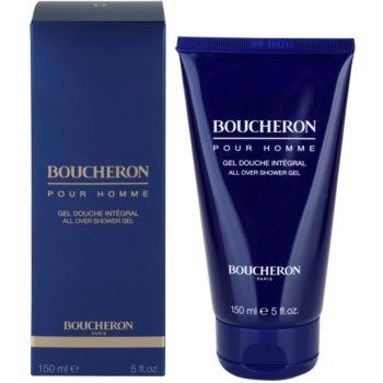 Boucheron Pour Homme гель для душу для чоловіків