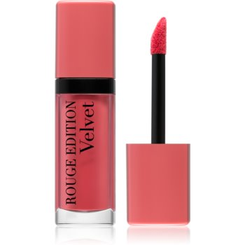 Bourjois Rouge Edition Velvet ruj de buze lichid cu efect matifiant imagine produs
