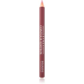 Bourjois Contour Edition Creion de buze de lunga durata poza noua