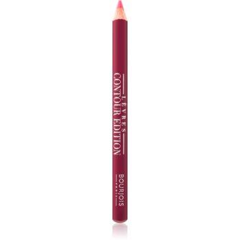 Bourjois Contour Edition Creion de buze de lunga durata imagine produs