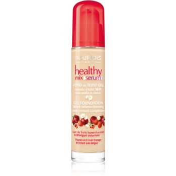 Bourjois Healthy Mix Serum fond de ten lichid pentru iluminare instantanee imagine