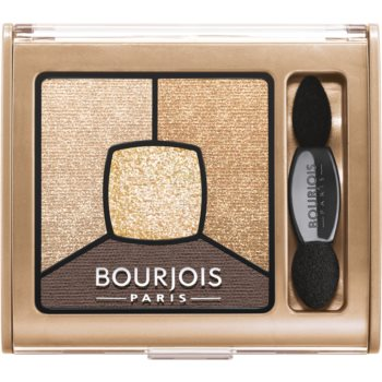 Bourjois Smoky Stories fard de ochi smoky eyes poza noua