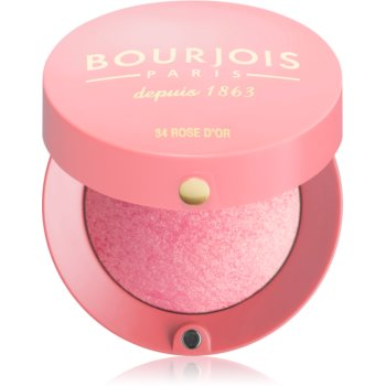 Fotografie Bourjois Blush tvářenka odstín 34 Rose D´Or 2,5 g
