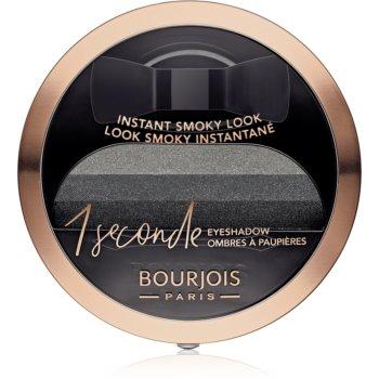 Bourjois 1 Seconde farduri de ochi pentru un machiaj fumuriu imagine produs