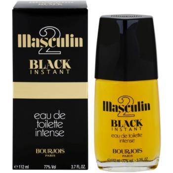 Bourjois Masculin Black Instant Eau de Toilette pentru bãrba?i imagine produs