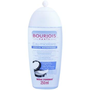 Bourjois Cleansers & Toners apă micelara de curățare a machiajului rezistent la apa poza noua