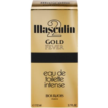 Bourjois Masculin 2 Gold Fever Eau de Toilette for Men 1