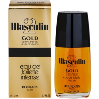 Bourjois Masculin 2 Gold Fever Eau de Toilette for Men