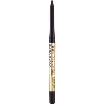 Fotografie Bourjois Liner Stylo tužka na oči odstín 61 Ultra Black 0,28 g