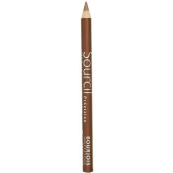 Bourjois Sourcil Precision creion pentru sprancene poza noua