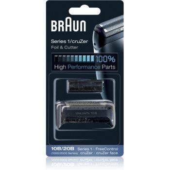 Braun Series 1 10B/20B CombiPack CruZer Foil & Cutter benzi si lame de tãiere imagine produs