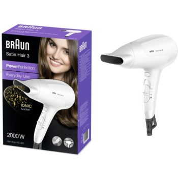 Braun Satin Hair 3 HD 380 uscator de par