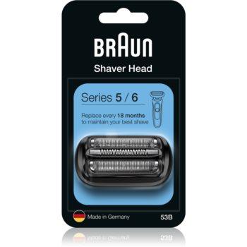 Braun Series 5/6 Combipack 53B Plansete