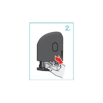 Braun Series Clean&Renew CCR2 Ersatzfüllung für Reinigungsstation 3