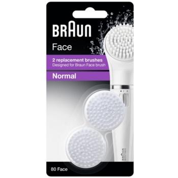 Braun Face 80 Normal náhradní hlavice 2 ks