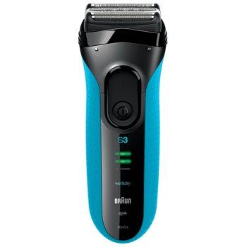 Braun Series 3 3045s Wet&Dry Shaver самобръсначка 1