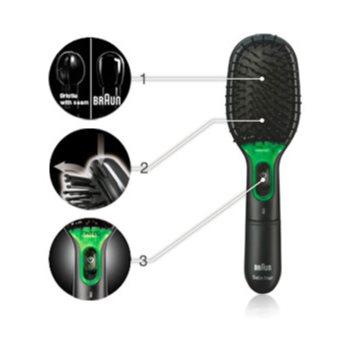 Braun Satin Hair 7 Iontec BR710 Щітка для волосся 7